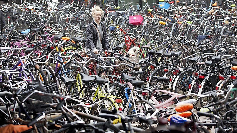 Amsterdam wil fietsproblematiek aanpakken