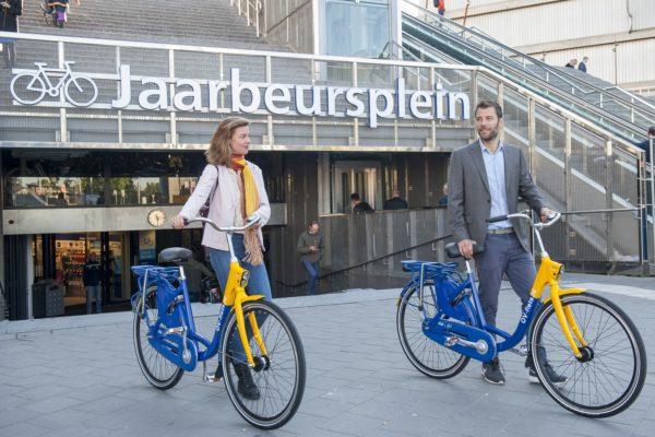 Tijd om echt te investeren in de OV-fiets